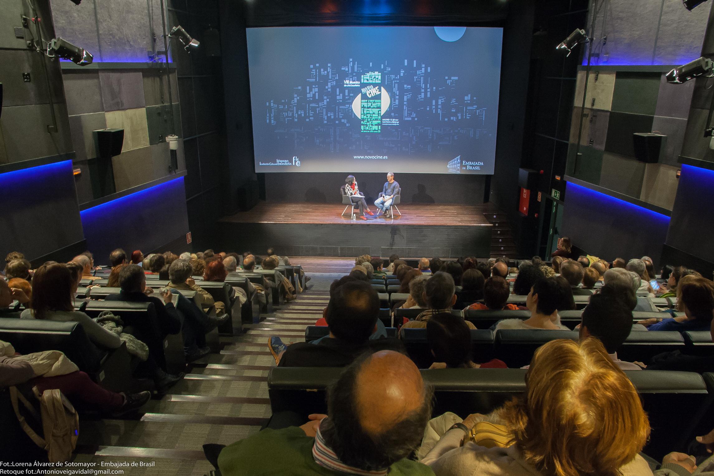 Más de 3.000 personas asisten a la VIII edición de Novocine en Madrid