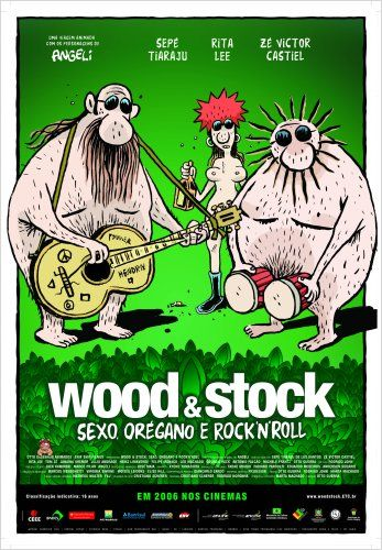 Wood & Stock – Sexo, Orégano e Rock'N'Roll