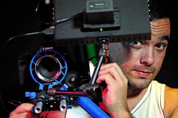 Entrevista al cineasta Cavi Borges durante su participación en Novocine Asturias