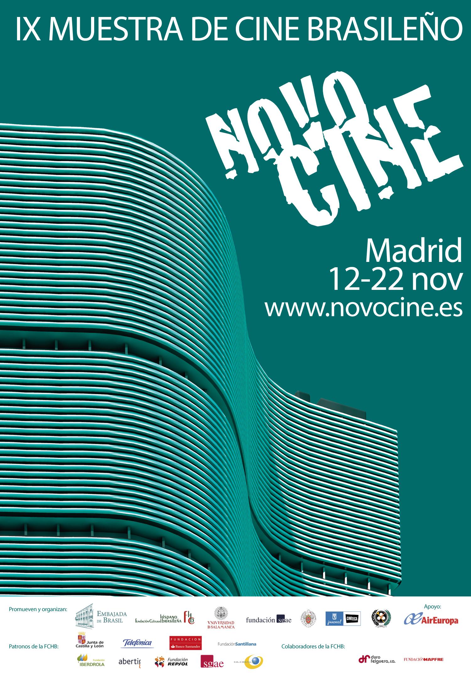 Poster Novocine 2015 en Madrid