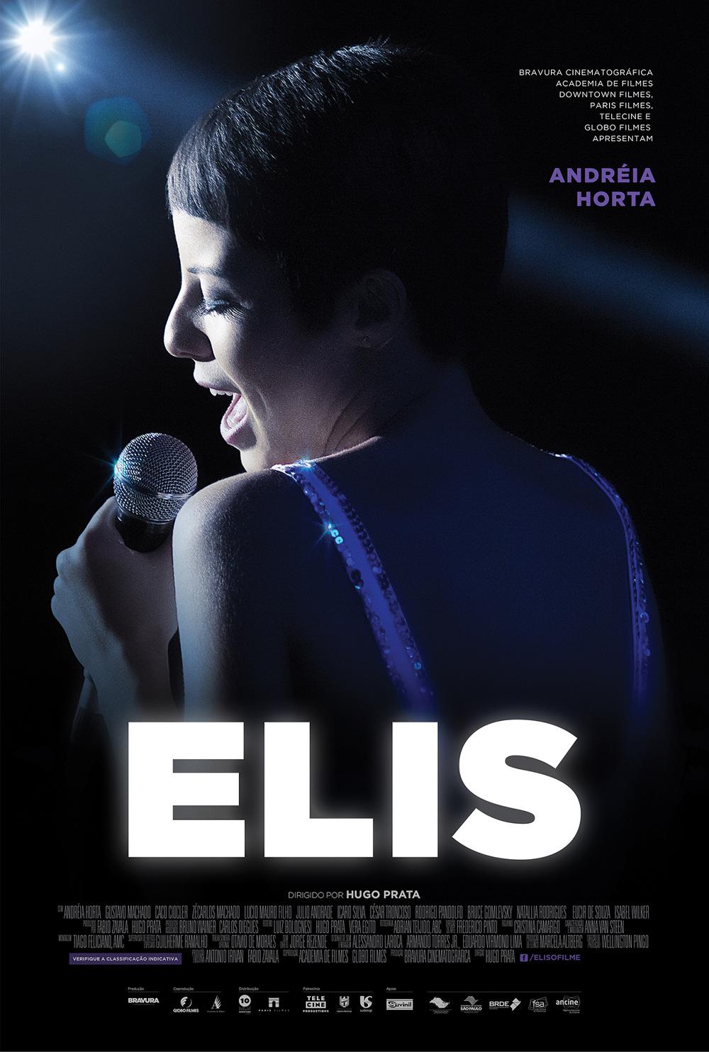 """28 de diciembre: estreno en cines españoles de """"Elis"""""""