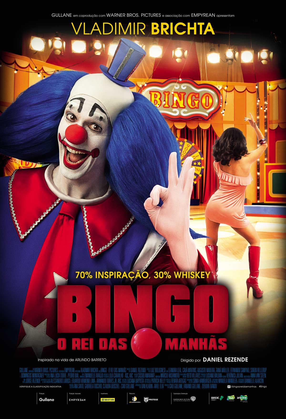 Bingo, o rei das manhãs