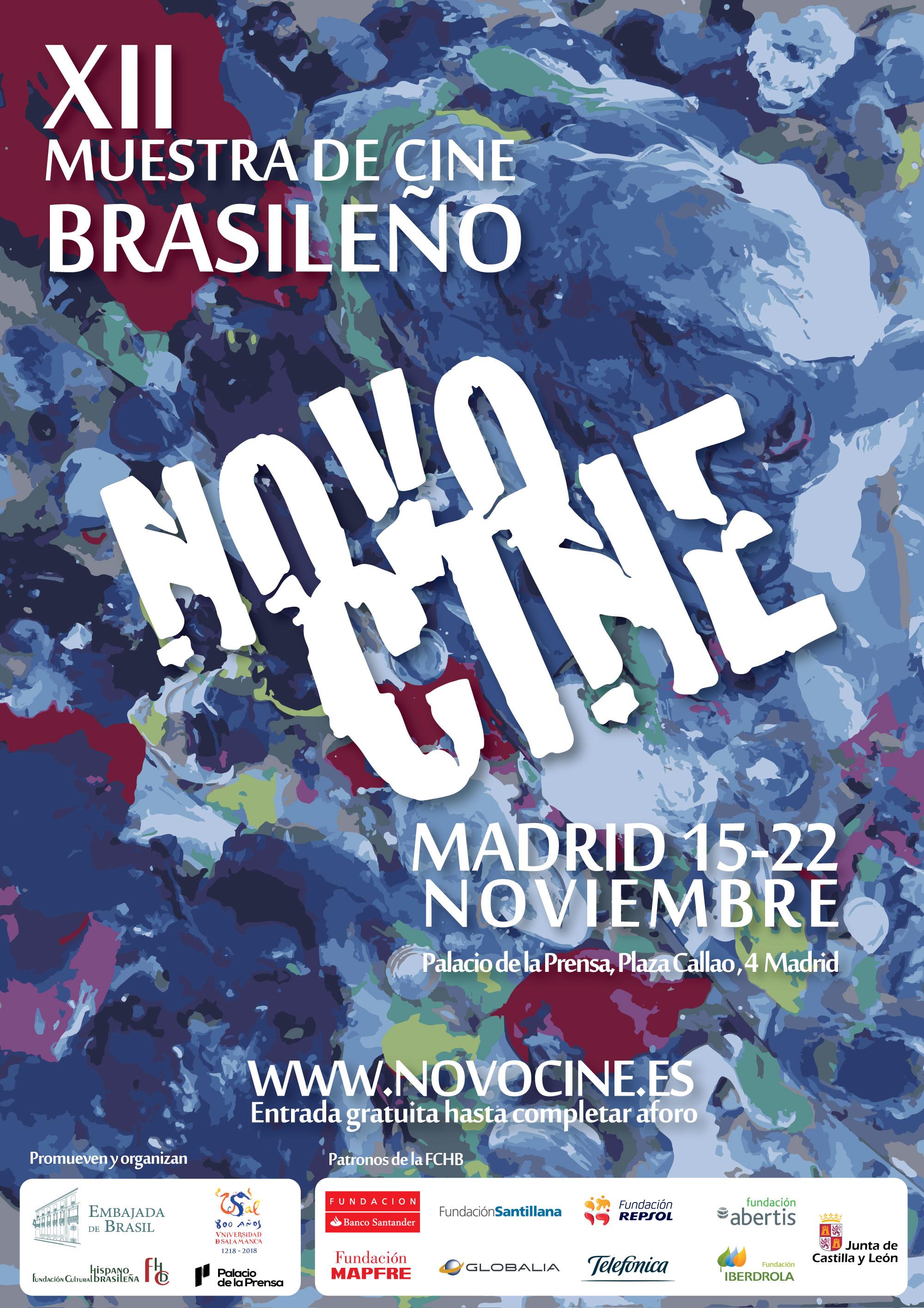 15-22 de noviembre: XII NOVOCINE en Madrid