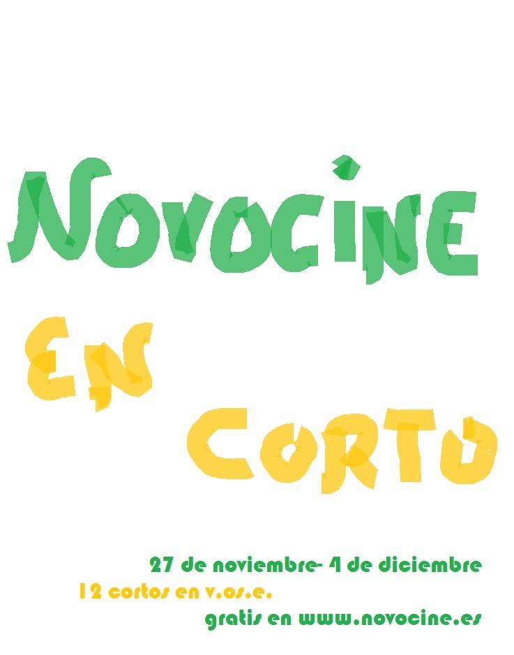 """27 de noviembre-4 de diciembre: """"Novocine en corto"""", XIV edición de Novocine"""