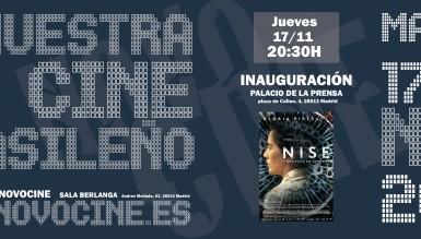 17 de noviembre: gala de inauguración de X NOVOCINE en Madrid