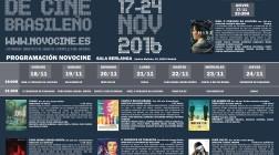 Tríptico Novocine 2016 en Madrid