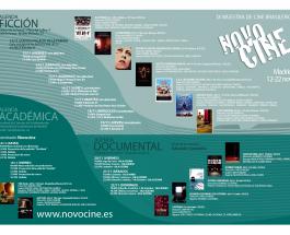 Tríptico Novocine 2015 en Madrid