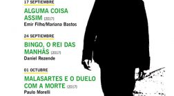 10 de septiembre- 8 de octubre: Novocine en Canarias