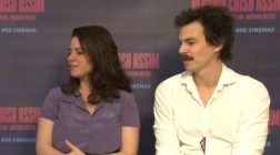 Emir Filho y Mariana Bastos