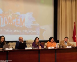 Novocine fomenta el debate en la Universidad