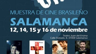 12-16 de noviembre: Novocine itinerante en Salamanca